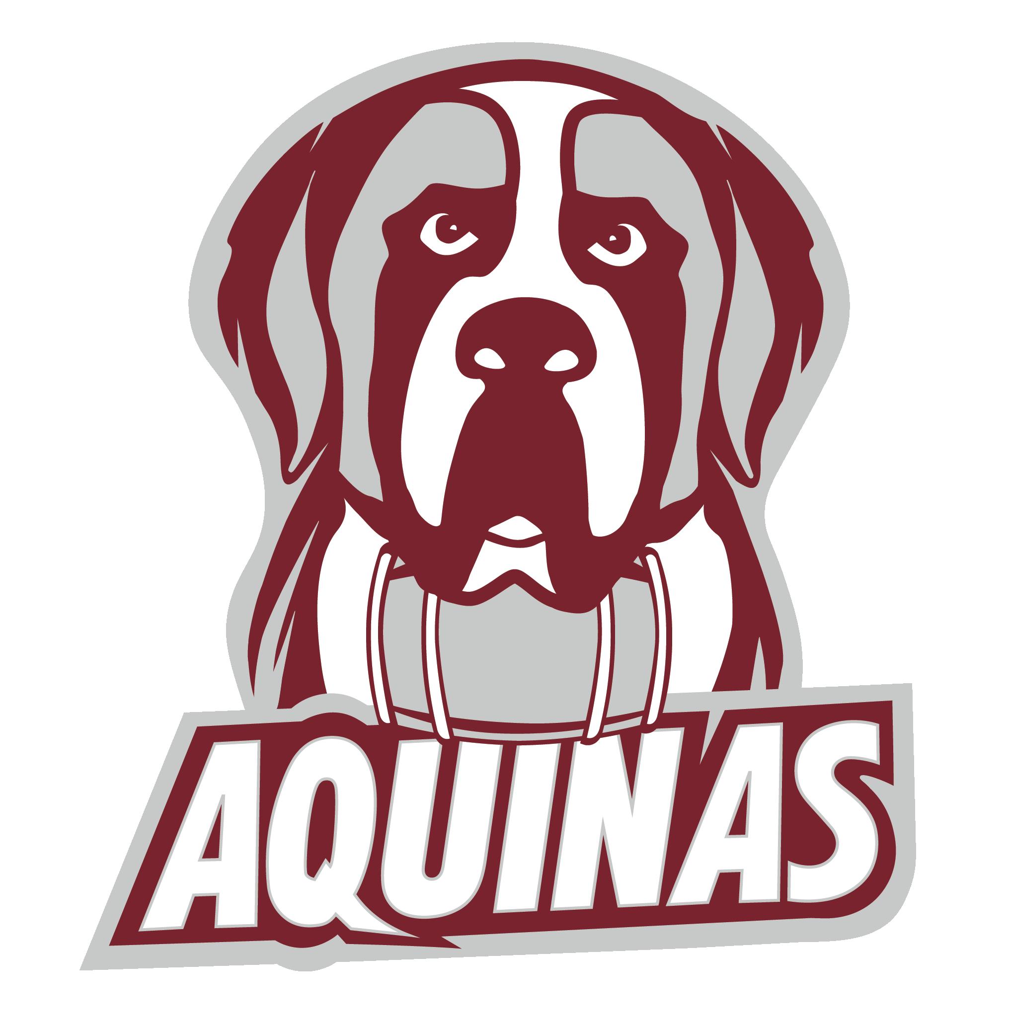 Aquinas Esports VAL's logo