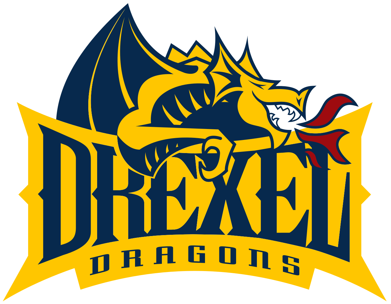 Drexel Dragons Gold's logo
