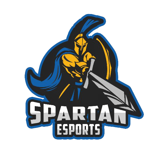 SJSU Blue Valorant's logo