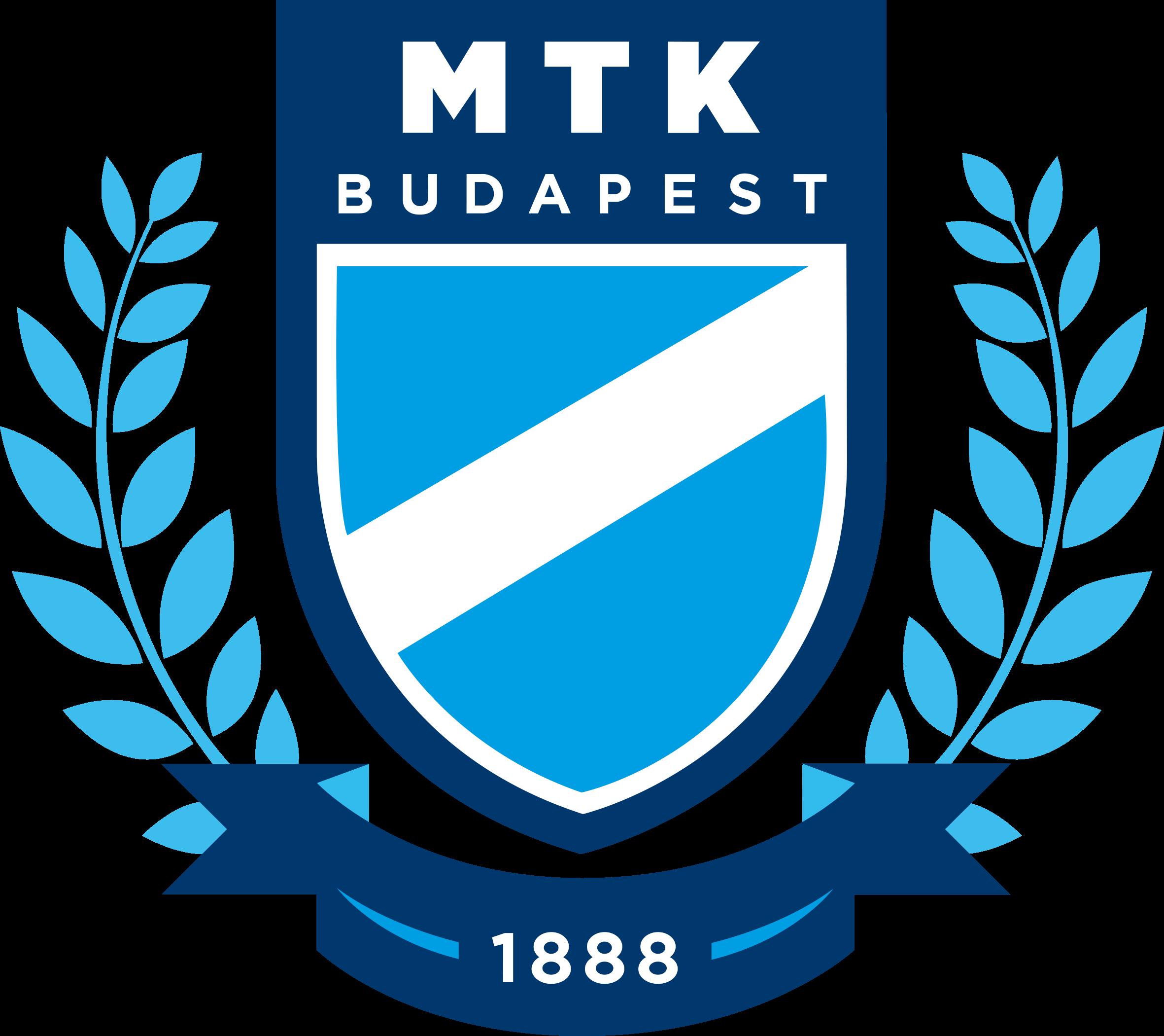 MTK Budapest's logo