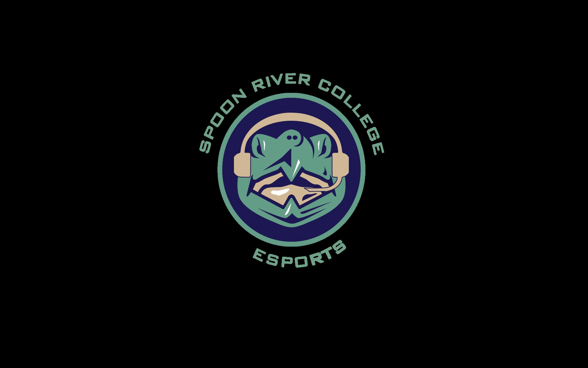 Spoon River College Esports's logo