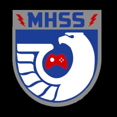 MHSS Eagles Esports RL1's logo