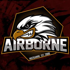 Airborne Penguinz's logo