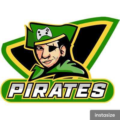 WWPS Pirates RL's logo