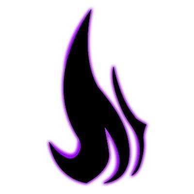 Black Flame's logo