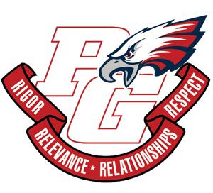 Pleasant Grove Eagles's logo