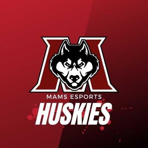MAMS Huskies's logo