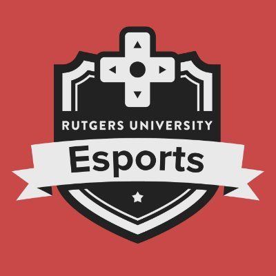 Rutgers Scarlet Knights Esports's logo