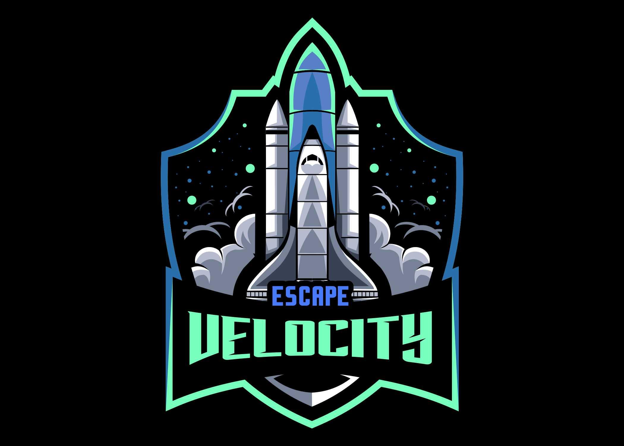 Escape Velocity's logo