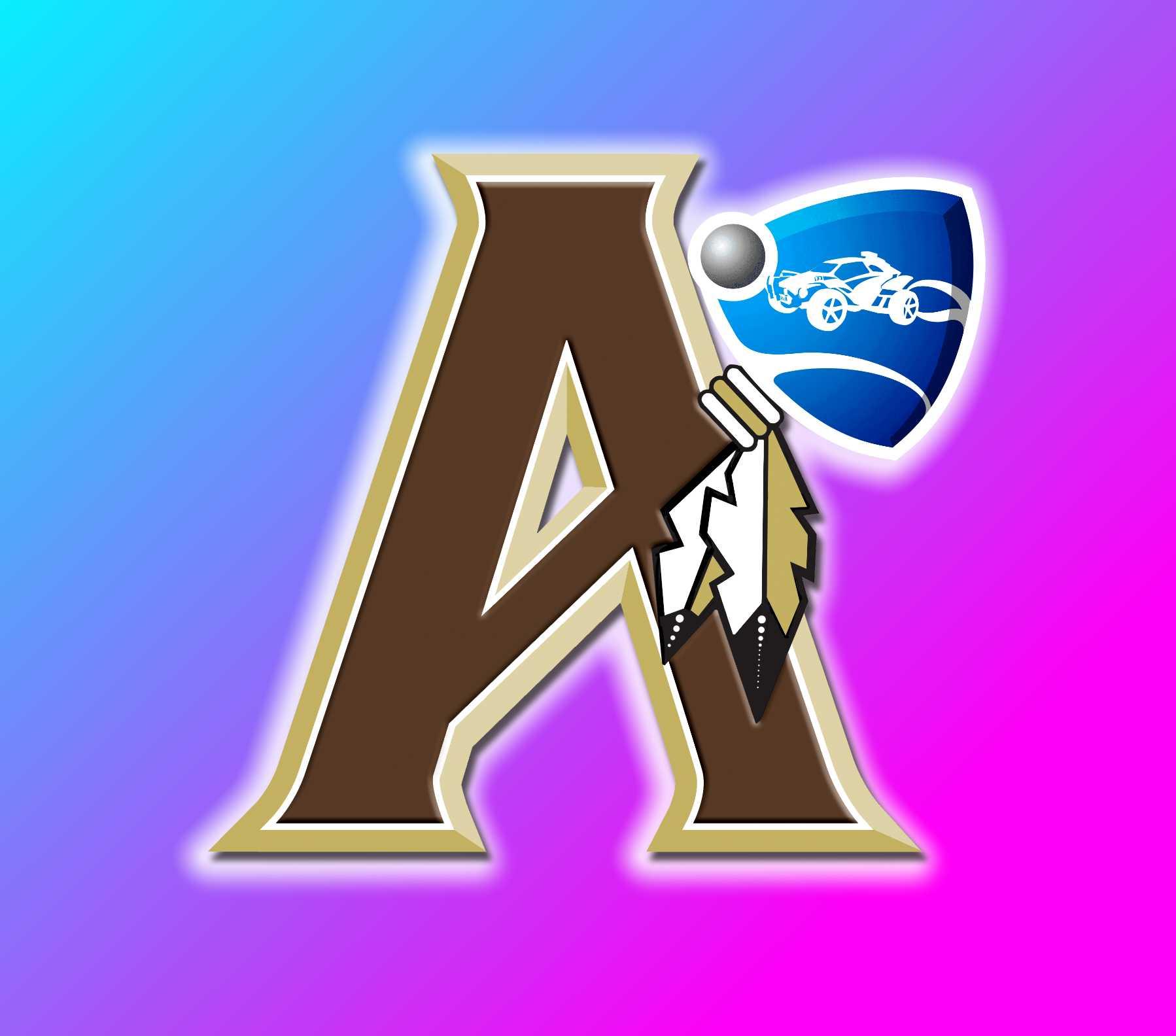 Absegami HS: Rocket League's logo