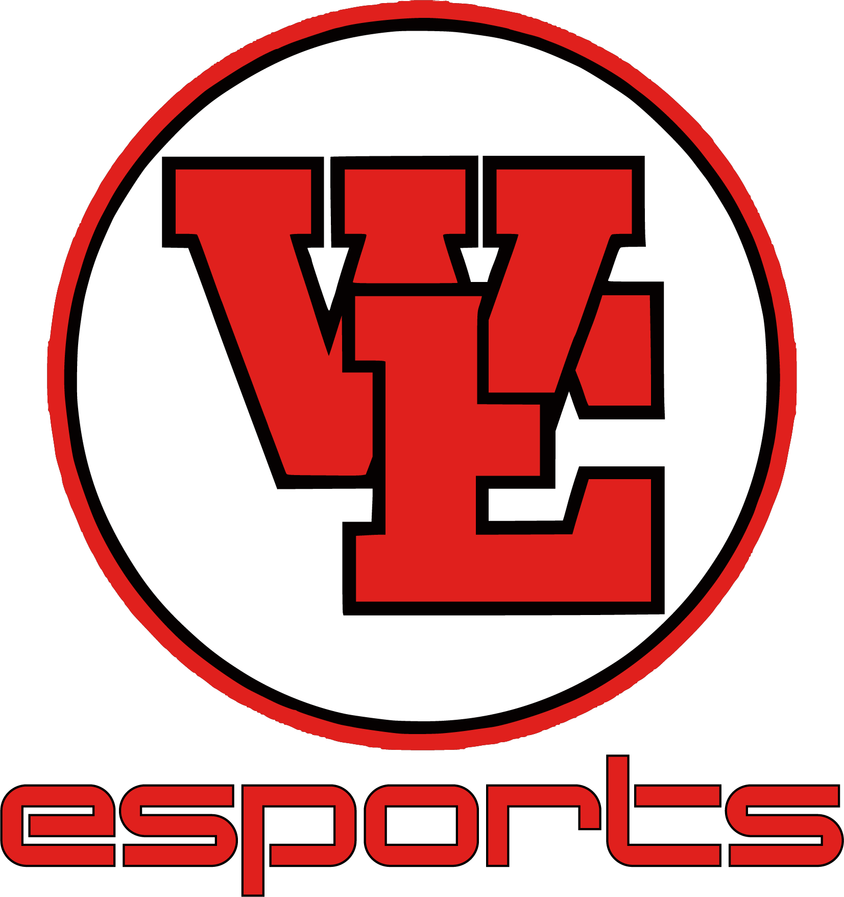 West Essex Knights Red's logo