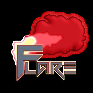 Flare's logo