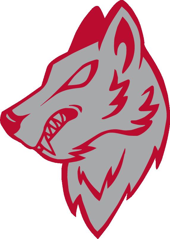 UNM Crimson's logo