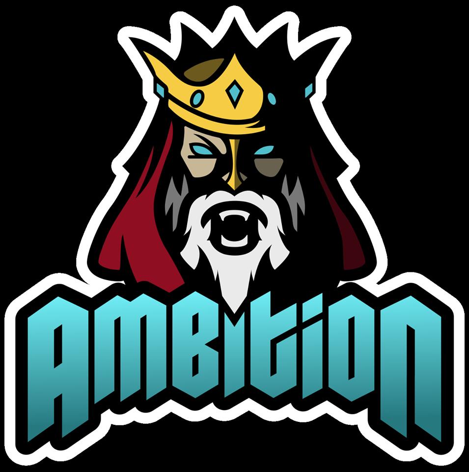 Ambition's logo