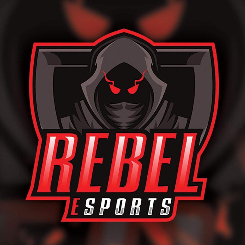 rebel esports black's logo