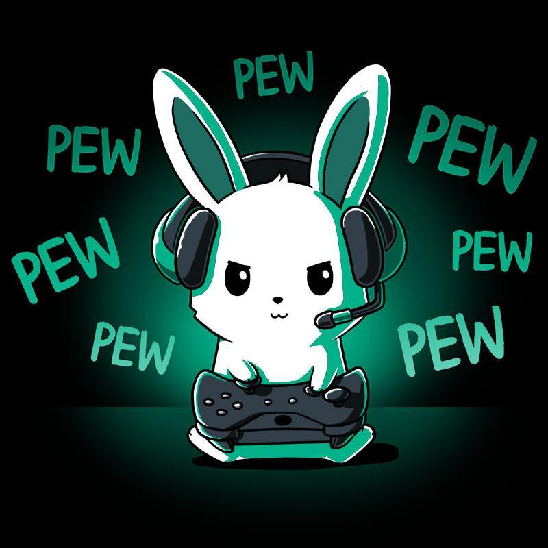 Pew Pew Pew's logo