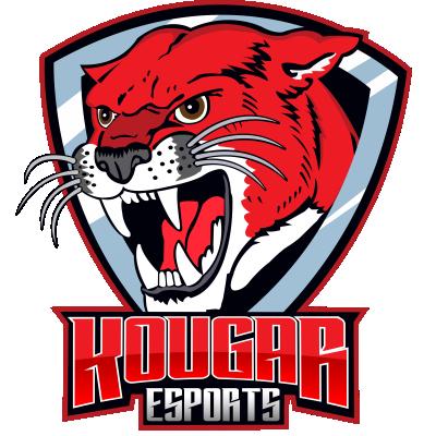Kougar Esports Black's logo