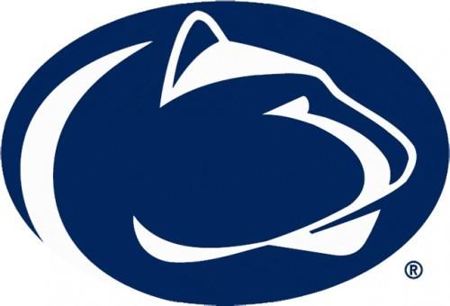 PSU White's logo