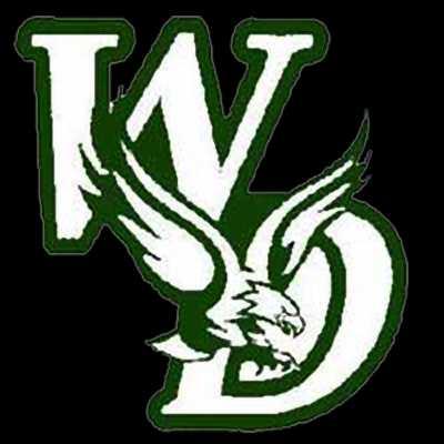 West Deptford Eagles's logo