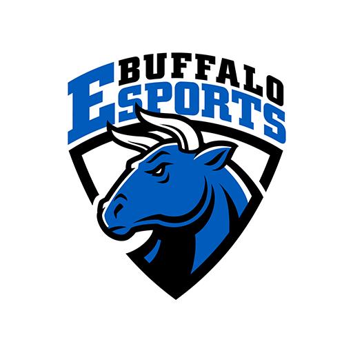 UB Bulls White's logo