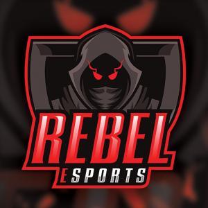 Rebel Esports Omega's logo