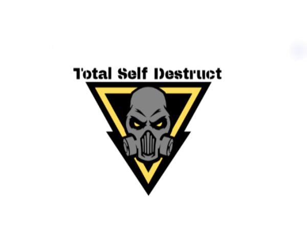 Total Self Destruct's logo