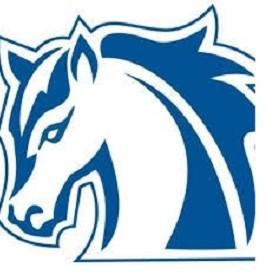 Hood College Blue's logo