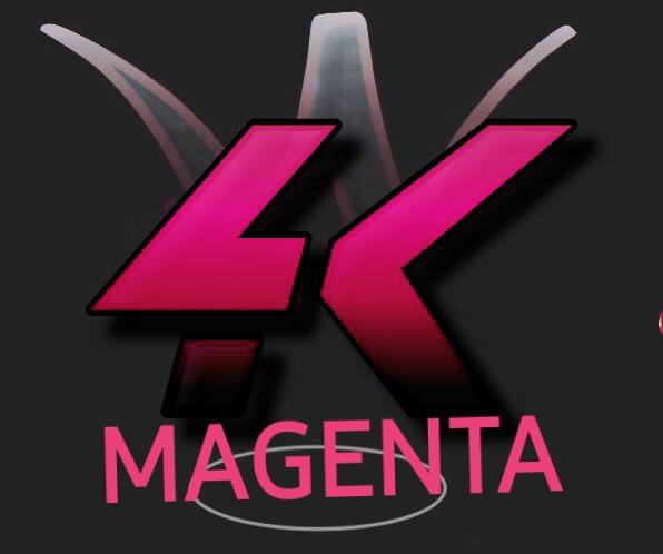4K Magenta's logo