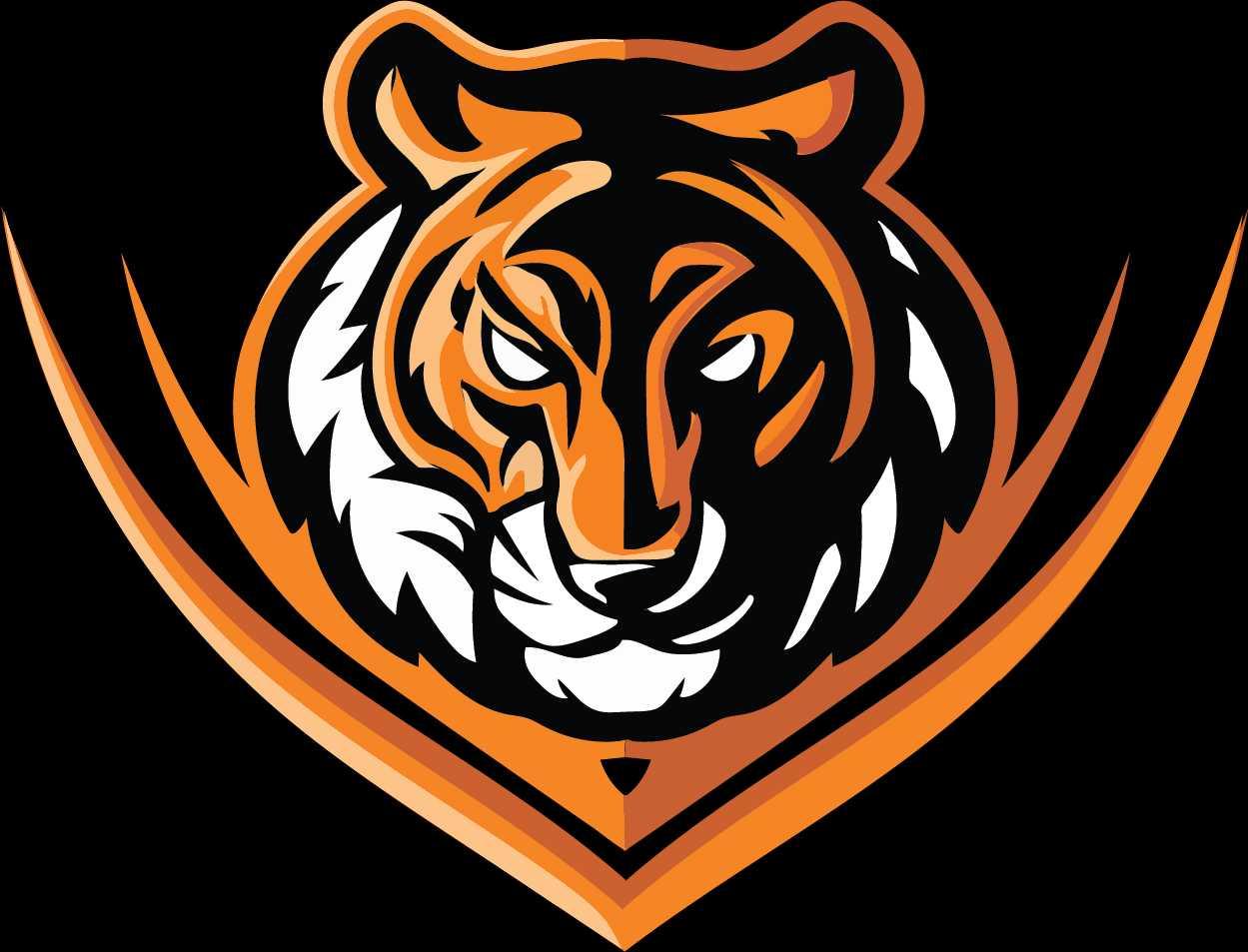 Barnegat Bengals Orange's logo