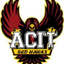 ACIT Rocket League A's logo