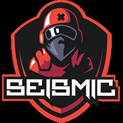 Seismic Gaming - NA's logo