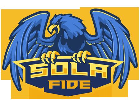 Sola Fide Alpha's logo
