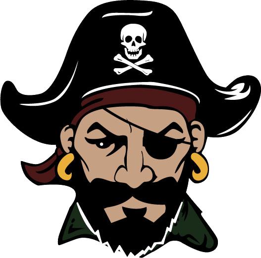 Cedar Creek Pirates's logo