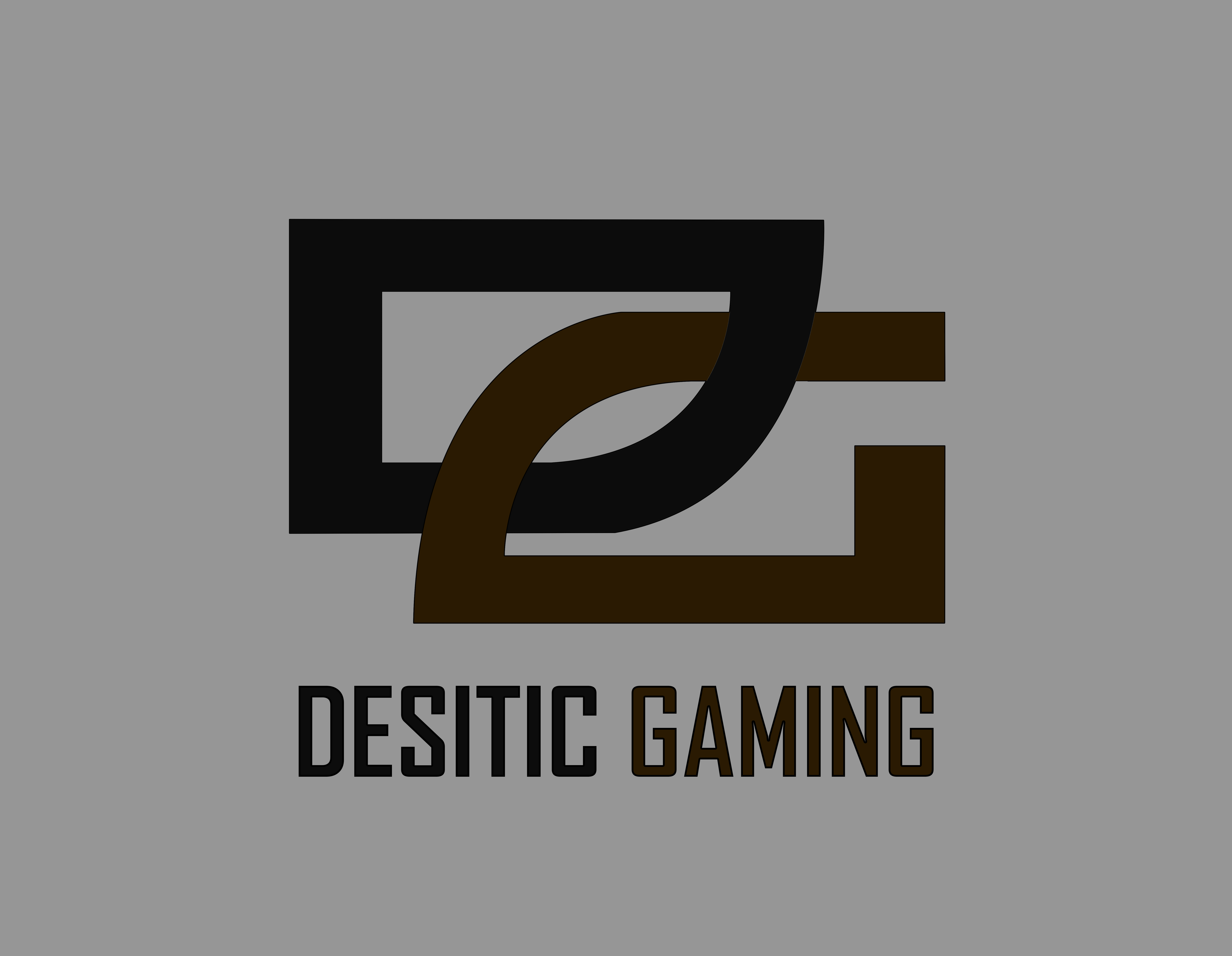 DeSiTic Gaming's logo