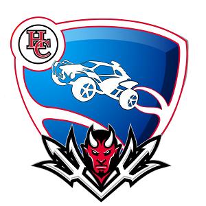 Hunterdon Central Red Devils RL2's logo