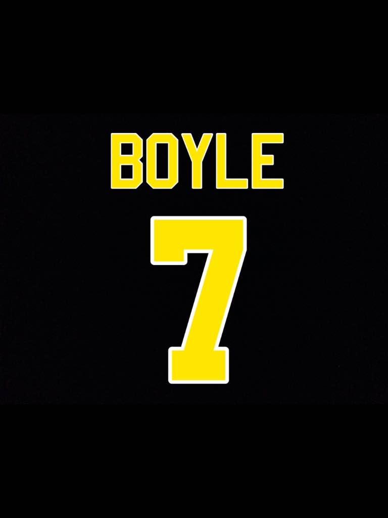 James Boyle's logo