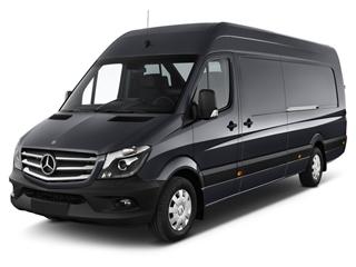 2014 Mercedes-Benz Sprinter Van