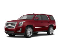 Compare 2017 Cadillac Escalade vs 2018 Cadillac Escalade ...