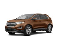 Ford Edge  Jeep Compass