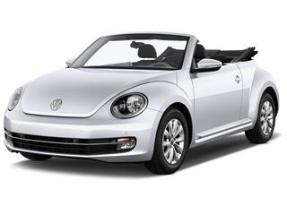 2014 Volkswagen The Beetle Convertible