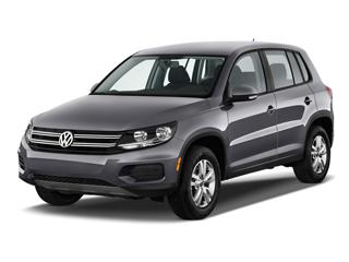 2014 Volkswagen Tiguan 2.0 TSI Trendline 6MT