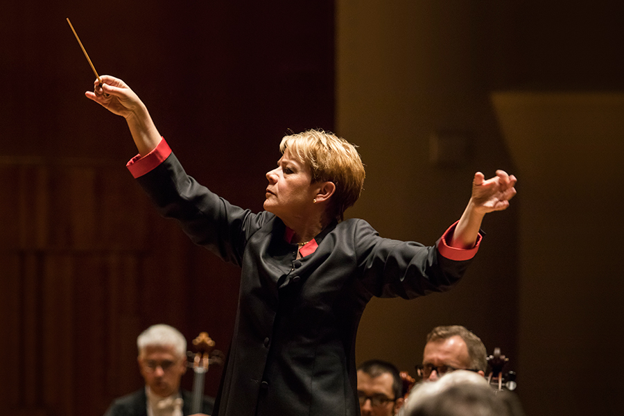 Marin Alsop, Music Director
