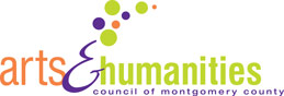 Arts & Humanities of Montgomery County logo - color