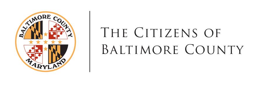 Baltimore County logo - color