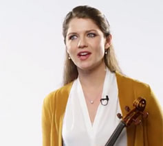 BSO Violist Rebekah Newman shares her perspective on this Strauss composition. Hear it in the 2014-2015 Season!