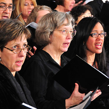 Baltimore Choral Arts Society Women's Chorus