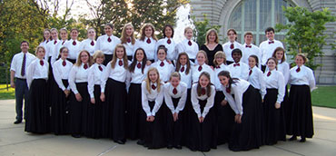 Peabody's Children's Chorus