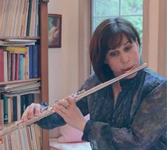 "Emily Skala, principal flute with the BSO, discusses her experience with Mendelssohn's ""A Midsummer Night's Dream."" Performances May 29-June 1."
