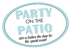 Party on the Patio July 10