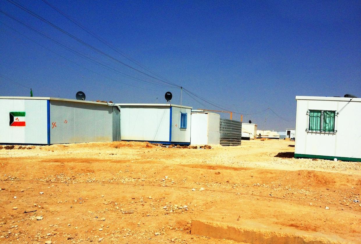 Zaatari Camp 3